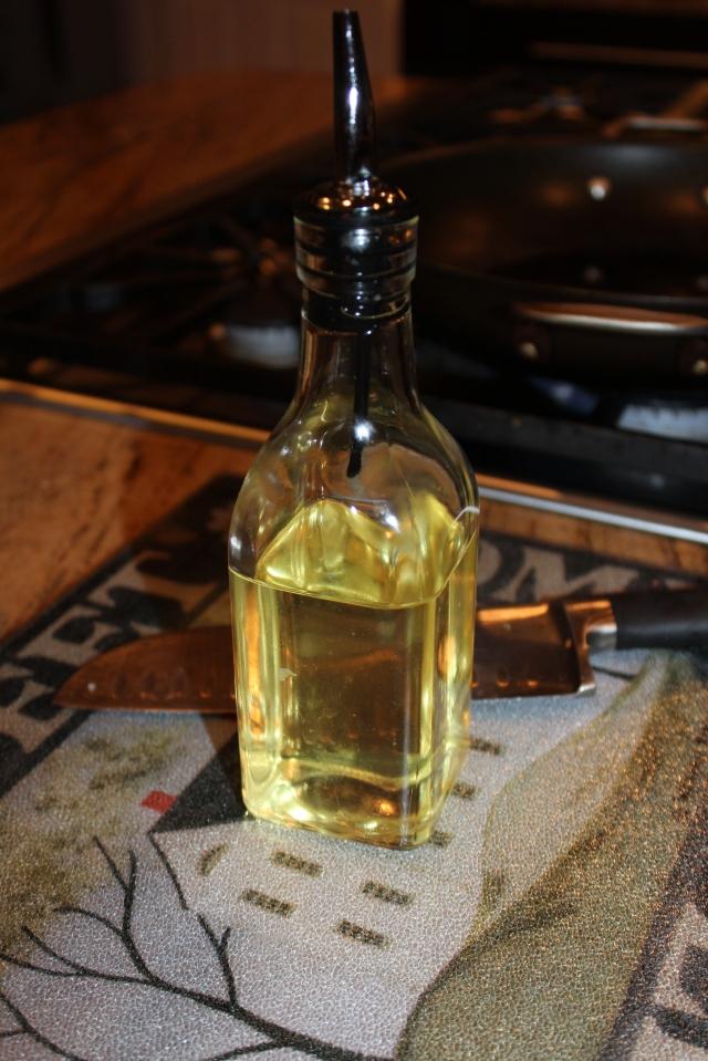 Heat some oil in a heavy pan