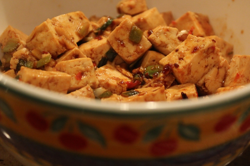 No Recipe Tofu: too simple to write down